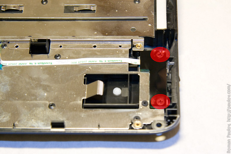 How to disassemble Dell Inspiron 1525 pp29l and clean cooling system