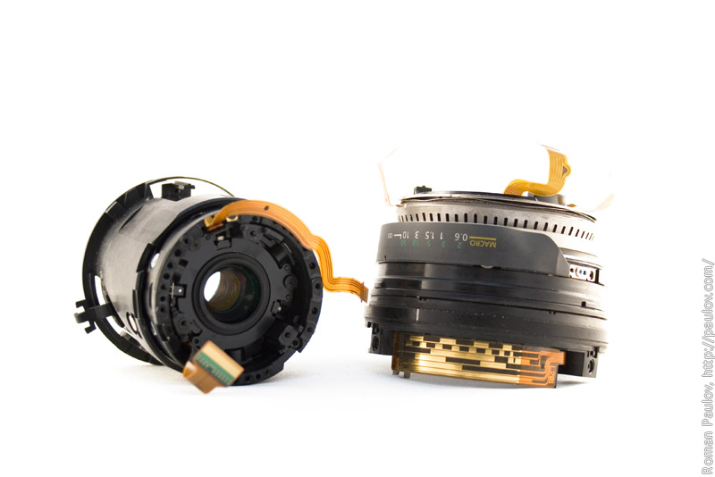 Canon 99 error, disassembly canon 17-85 IS USM, change diaphragm unit